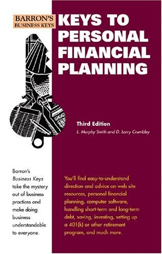 Keys to Personal Financial Planning  3rd 2002 9780764120992 Front Cover