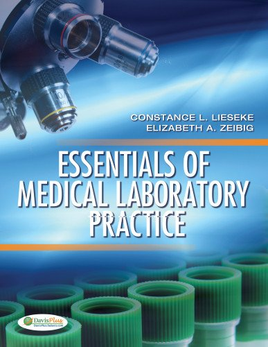 Essentials of Medical Laboratory Practice   2012 edition cover