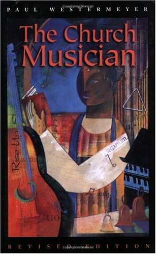 Church Musician  1997 (Revised) edition cover