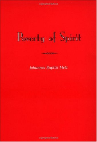 Poverty of Spirit  1998 (Revised) edition cover