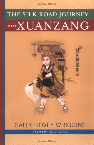 Silk Road Journey with Xuanzang   2003 edition cover
