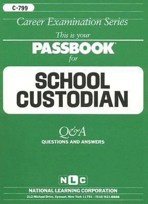 School Custodian Test Preparation Study Guide, Questions and Answers N/A 9780837307992 Front Cover