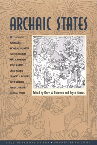 Archaic States   1998 edition cover