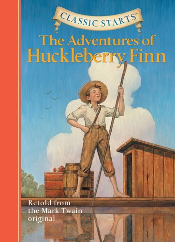 Adventures of Huckleberry Finn   2006 edition cover