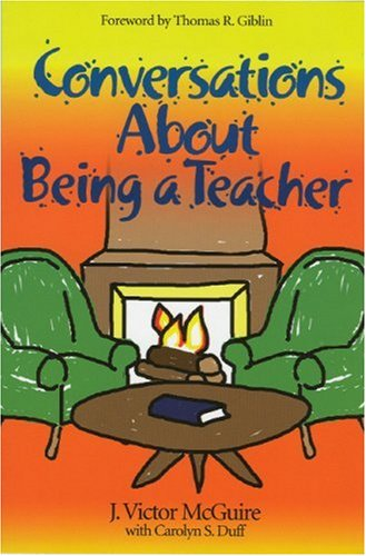 Conversations about Being a Teacher   2004 edition cover