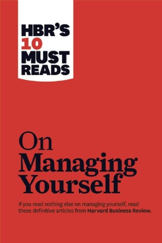 On Managing Yourself   2011 edition cover
