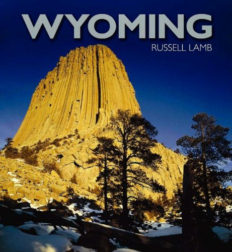 Wyoming  N/A 9781558689992 Front Cover