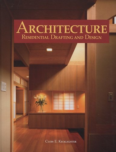 Architecture Residential Drafting and Design 10th 2008 edition cover
