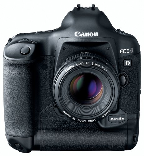 Canon EOS 1D Mark II N DSLR Camera (Body Only) (OLD MODEL) product image