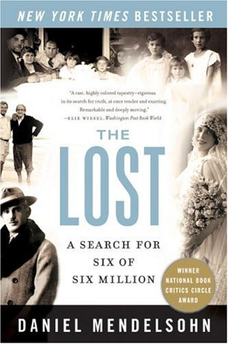 Lost A Search for Six of Six Million N/A edition cover