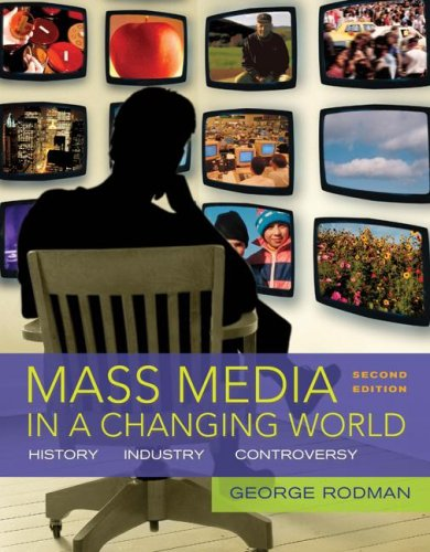 Mass Media in a Changing World  2nd 2008 edition cover