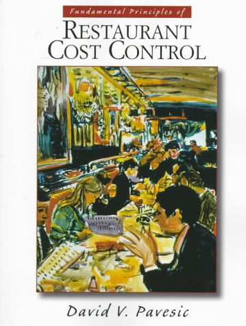 Fundamental Principles of Restaurant Cost Control   1998 9780137479993 Front Cover