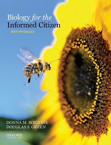 Bilogy for the Informed Citizen with Physiology  N/A edition cover
