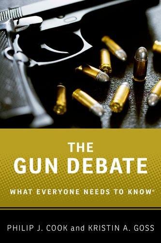 Gun Debate   2014 edition cover
