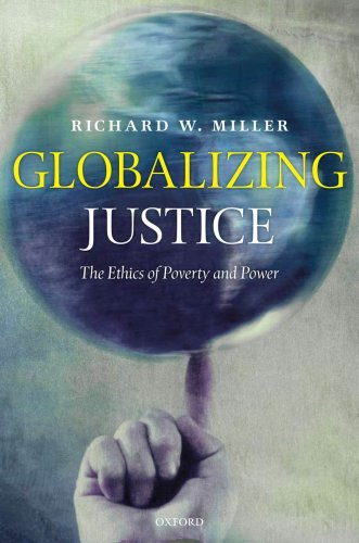 Globalizing Justice The Ethics of Poverty and Power  2010 edition cover