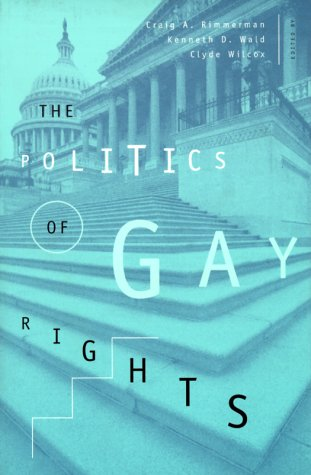 Politics of Gay Rights   2000 edition cover
