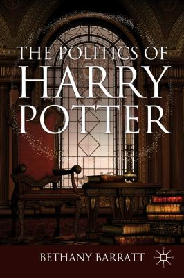 Politics of Harry Potter   2012 edition cover