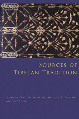 Sources of Tibetan Tradition   2012 9780231135993 Front Cover