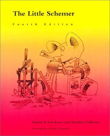 Little Schemer  4th 1996 (Revised) edition cover
