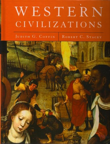 Western Civilizations Their History and Their Culture 16th 2008 edition cover
