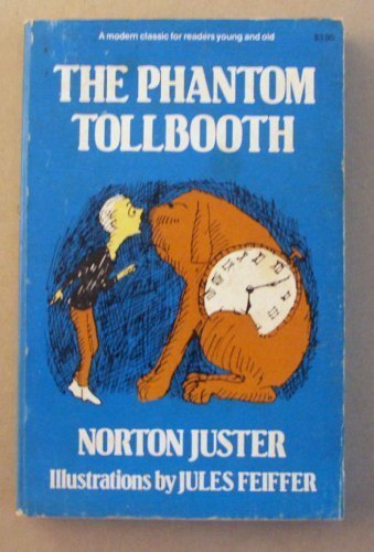 Phantom Tollbooth  N/A edition cover
