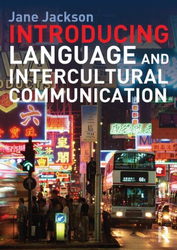 Introducing Language and Intercultural Communication   2014 edition cover