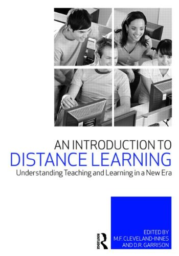 Introduction to Distance Education Understanding Teaching and Learning in a New Era  2010 edition cover