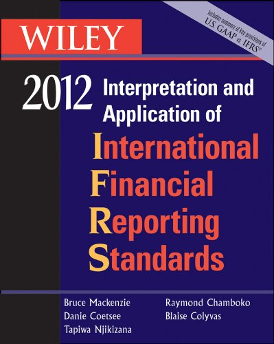 Interpretation and Application of International Financial Reporting Standards 2012  9th 2012 edition cover
