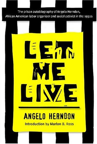 Let Me Live   2006 9780472031993 Front Cover