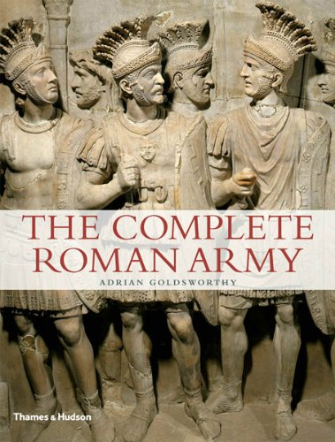 Complete Roman Army   2011 edition cover