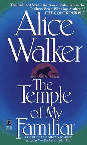Temple of My Familiar   1990 (Reprint) edition cover