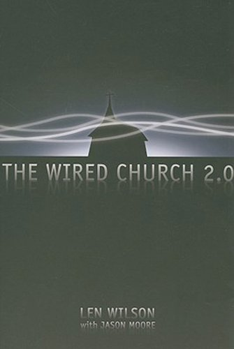 Wired Church 2. 0   2008 edition cover