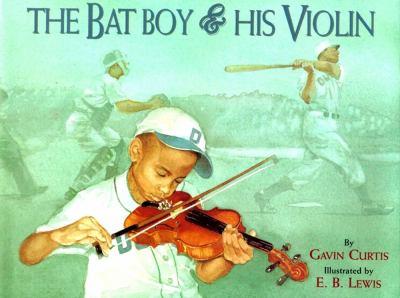 Bat Boy and His Violin   1998 edition cover