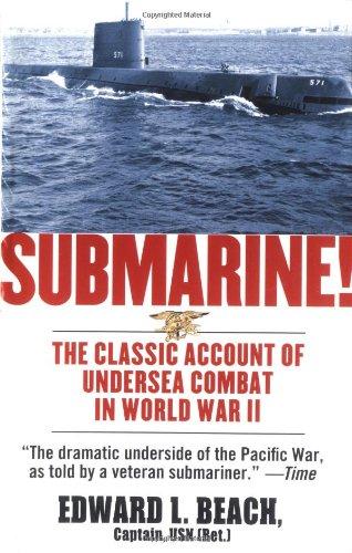 Submarine!   2004 edition cover