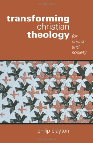 Transforming Christian Theology For Church and Society  2010 edition cover