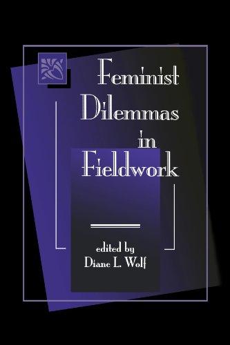 Feminist Dilemmas in Fieldwork   1996 edition cover