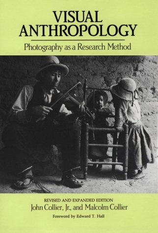 Visual Anthropology Photography as a Research Method  1986 9780826308993 Front Cover