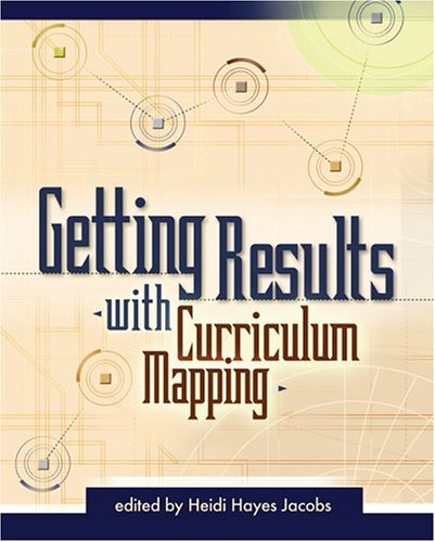 Getting Results with Curriculum Mapping   2004 edition cover