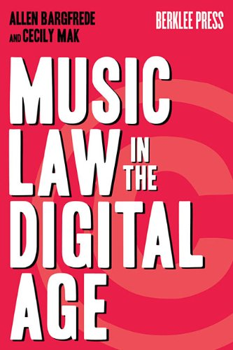 Music Law in the Digital Age  N/A edition cover