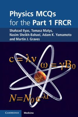 Physics McQs for the FRCR   2011 9781107400993 Front Cover