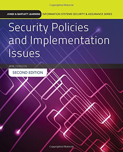 Security Policies and Implementation Issues:   2014 edition cover