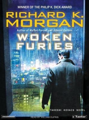 Woken Furies Unabridged 9781400101993 Front Cover