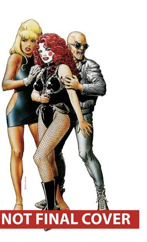 Invisibles Book Two Deluxe Edition   2014 9781401245993 Front Cover