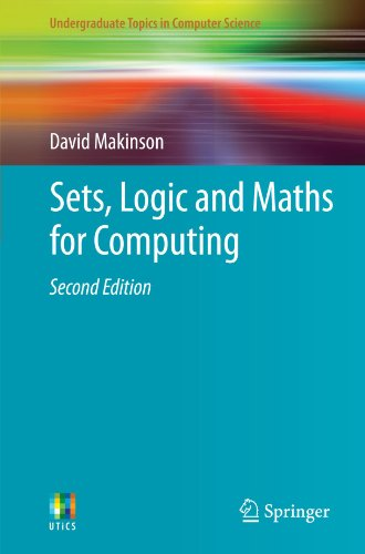 Sets, Logic and Maths for Computing  2nd 2012 edition cover