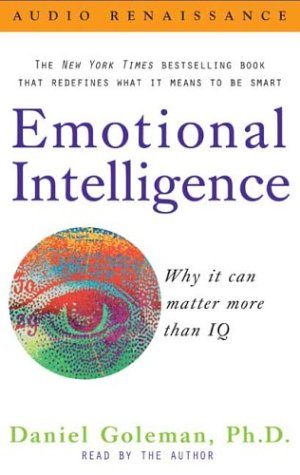Emotional Intelligence : Why It Can Matter More Than IQ Unabridged 9781559276993 Front Cover