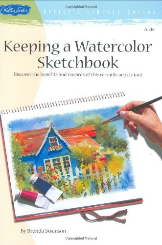 Keeping a Watercolor SketchBook   2005 9781560108993 Front Cover
