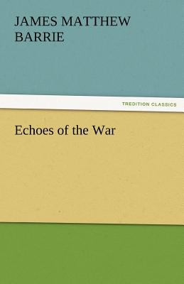 Echoes of the War  N/A 9783842471993 Front Cover