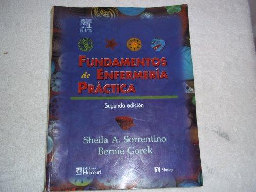 Fundametos de Enfermer�a Pr�ctica  2nd 2002 edition cover