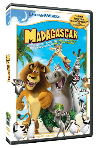 Madagascar (Widescreen Edition) System.Collections.Generic.List`1[System.String] artwork