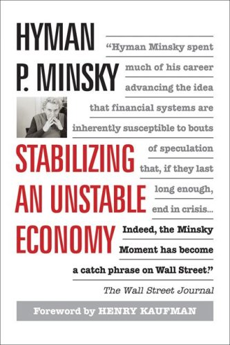 Stablizing an Unstable Economy   2008 edition cover